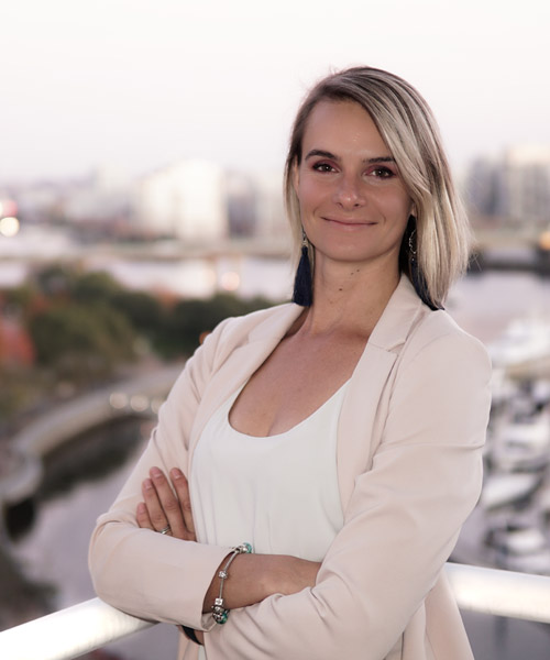 Rainey Collins Lawyer Jaenine Badenhorst